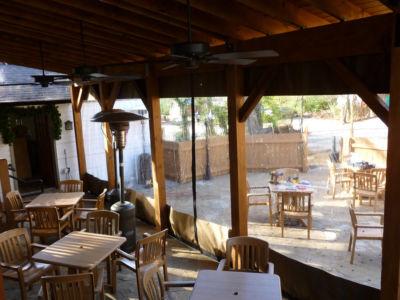 Patio Enclosures for Restaurants
