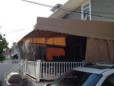 tent screen panels