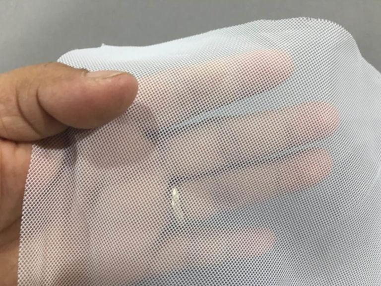 white no-see-um netting