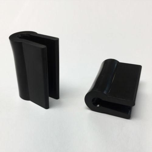 Fiberglass Rod Clips (Bags of 2)