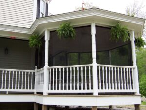 Gazebo Porch Curtains