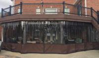 Clear Plastic Patio Enclosures