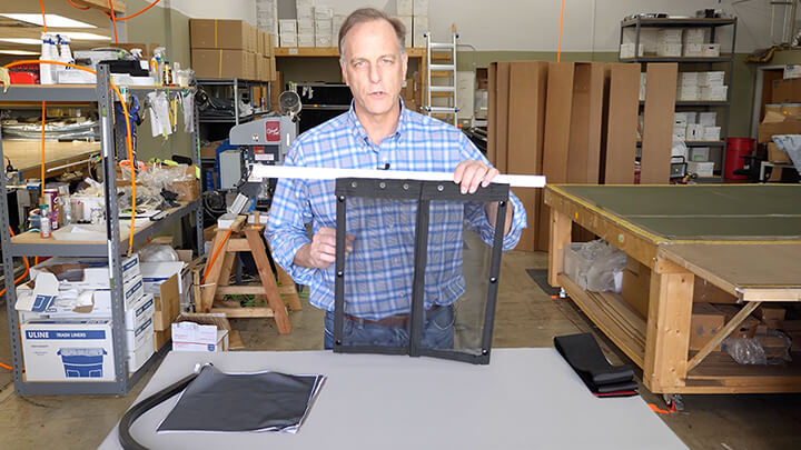 Mosquito Netting Curtains Overview Thumbnail