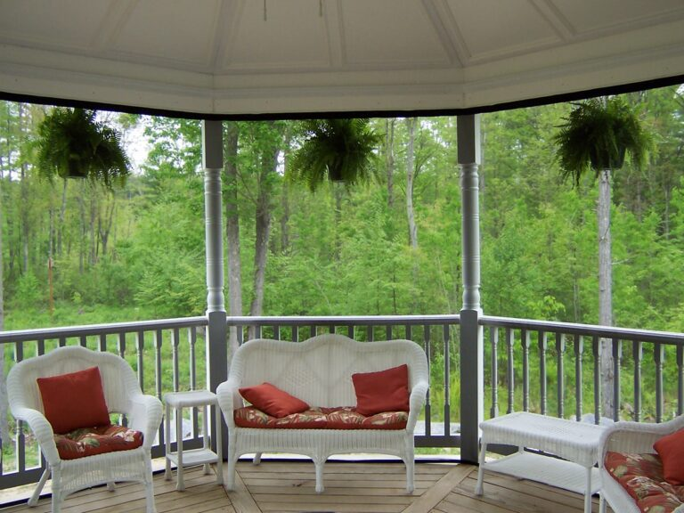 Gazebo Patio Curtains
