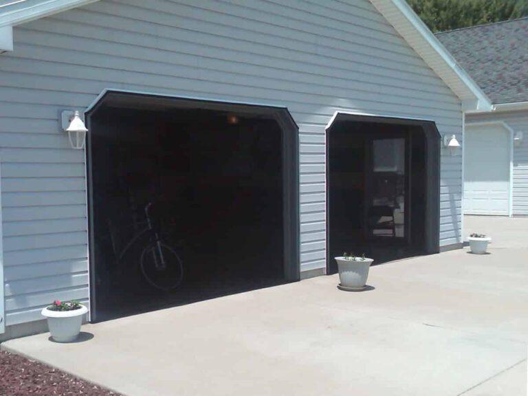 16ft garage screen