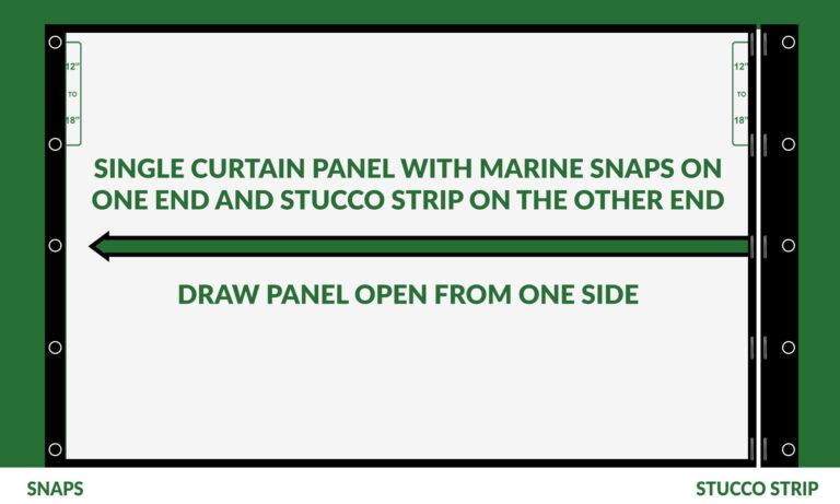 Custom French door screens 1